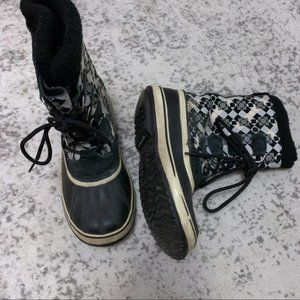 Sorel 1964 Pac Graphic NL1557 010 Boots Winter 9